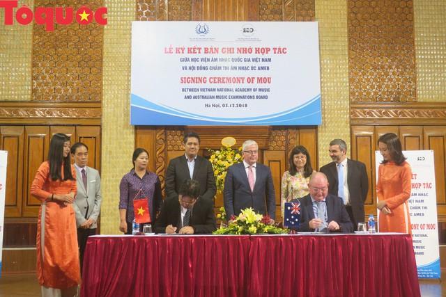 Học viện Âm nhạc quốc gia Việt Nam - Những điểm sáng trong hoạt động đào tạo - Ảnh 2.