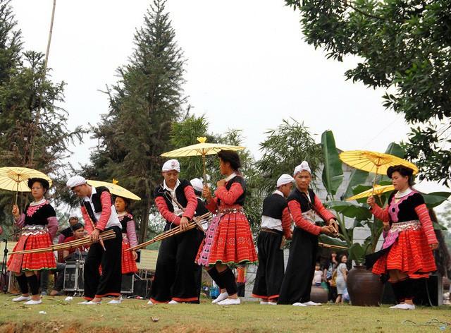 Vụ Văn hóa dân tộc: Nỗ lực bảo tồn và phát huy văn hóa truyền thống các dân tộc thiểu số - Ảnh 1.