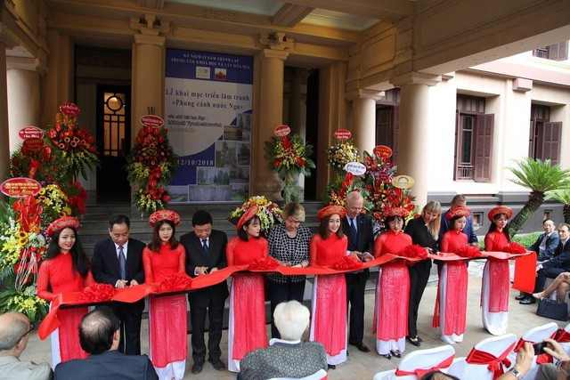 Những dấu ấn thúc đẩy hợp tác khoa học, giao lưu văn hóa Nga – Việt 2018 - Ảnh 3.