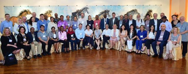 Việt Nam tham dự Hội thảo các nhà lãnh đạo văn hoá nghệ thuật lần thứ 6  - Ảnh 1.