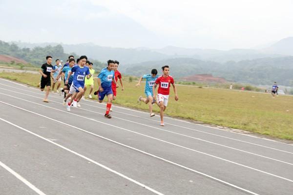 Lào Cai: Đầu tư hạ tầng cho phát triển thể dục - thể thao - Ảnh 1.