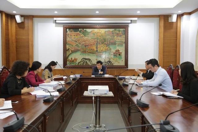 Đảm bảo đúng tiến độ việc xây dựng Dự án Luật Thư viện - Ảnh 1.