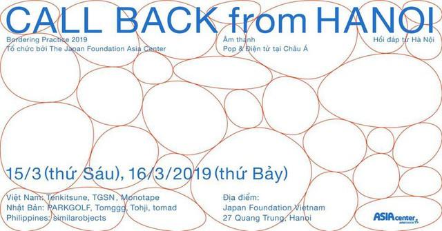 Chuỗi chương trình về âm nhạc điện tử: Hồi đáp từ Hà Nội – Âm thanh Pop & Điện tử tại Châu Á - Ảnh 1.