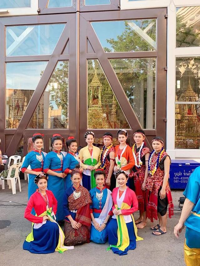 Nghệ thuật Việt Nam được bạn bè quốc tế đánh giá cao tại Liên hoan các dân tộc Asean - Ảnh 5.