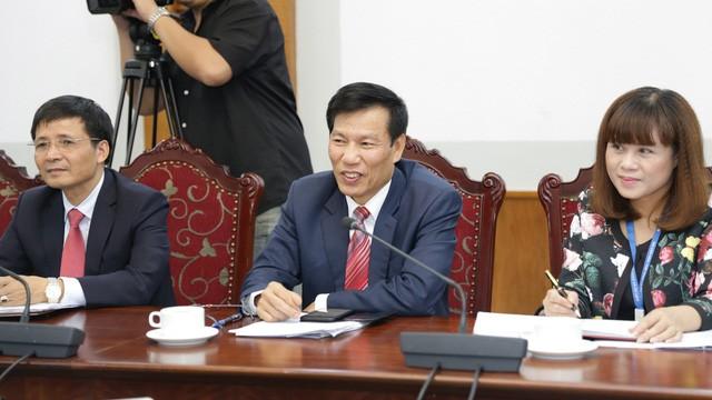 Bộ trưởng Nguyễn Ngọc Thiện làm việc với Hội đồng kinh doanh Hoa Kỳ - ASEAN - Ảnh 1.
