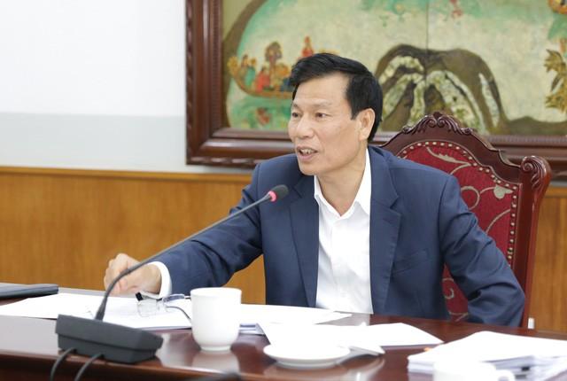 Bộ trưởng Nguyễn Ngọc Thiện chủ trì họp triển khai thực hiện Nghị quyết 02/NQ-CP ngày 1/1/2019 của Thủ tướng Chính phủ - Ảnh 1.