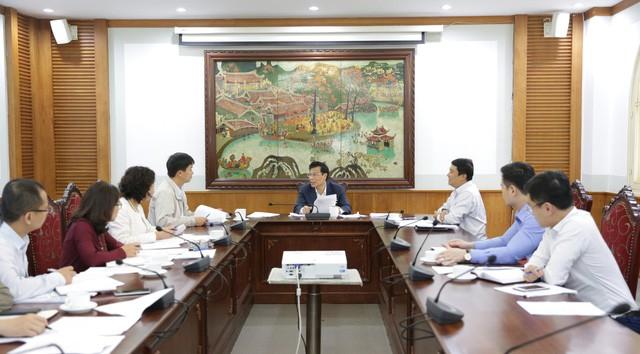 Bộ trưởng Nguyễn Ngọc Thiện chủ trì họp triển khai thực hiện Nghị quyết 02/NQ-CP ngày 1/1/2019 của Thủ tướng Chính phủ - Ảnh 2.
