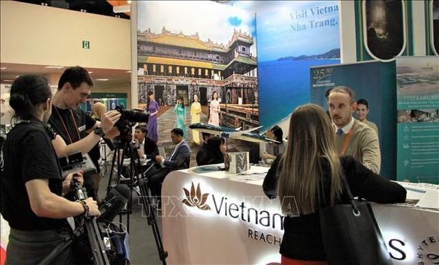 Việt Nam tham gia Hội chợ MITT-2019 tại Nga - Ảnh 1.