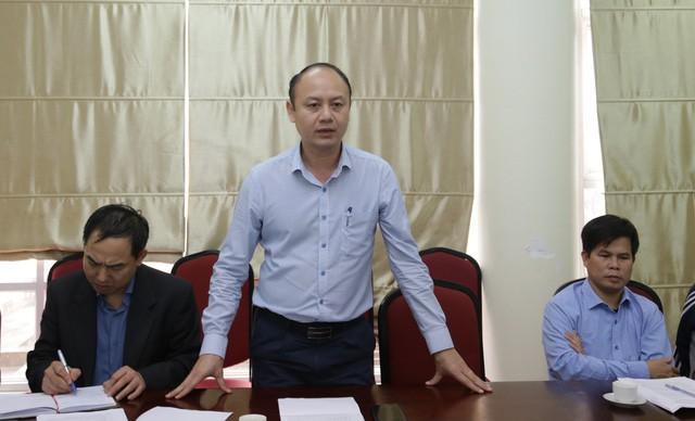 Trao đổi hợp tác trong hoạt động Công nghệ, Thông tin giữa Trung tâm CNTT và Trường Đại học Thể dục thể thao Bắc Ninh - Ảnh 2.