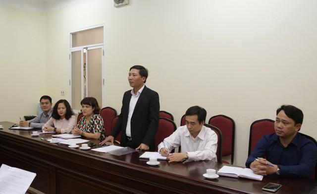 Trao đổi hợp tác trong hoạt động Công nghệ, Thông tin giữa Trung tâm CNTT và Trường Đại học Thể dục thể thao Bắc Ninh - Ảnh 3.