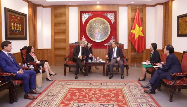 Thúc đẩy hợp tác trên lĩnh vực thể thao giữa Việt Nam - Uruguay  - Ảnh 2.