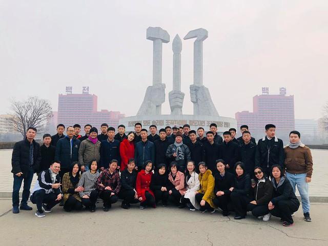 Tổ chức họp báo giới thiệu về Du lịch Triều Tiên tại VITM 2019 - Ảnh 1.