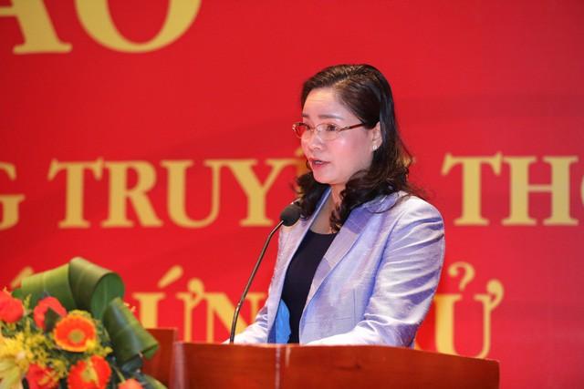 Hội thảo Vai trò của báo chí trong truyền thông về chuẩn mực văn hóa ứng xử  - Ảnh 2.