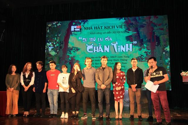 Nhà hát Kịch Việt Nam chuẩn bị đem hai vở diễn chất lượng đến khán giả - Ảnh 1.