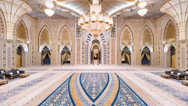 Cơ hội chiêm ngưỡng vẻ đẹp bên trong Dinh Tổng thống ở UAE - Ảnh 2.