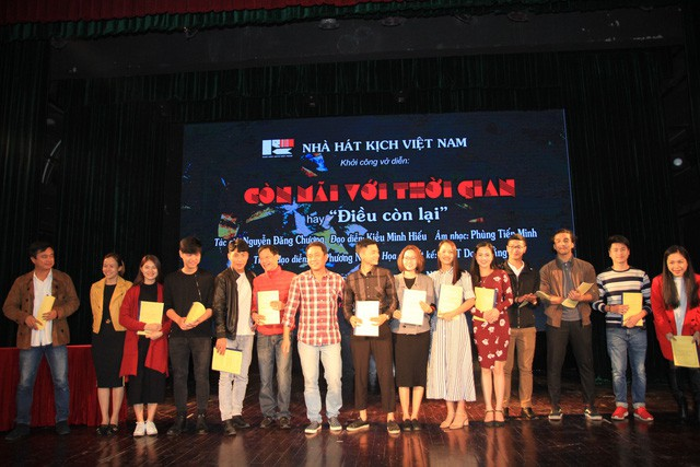 Nhà hát Kịch Việt Nam chuẩn bị đem hai vở diễn chất lượng đến khán giả - Ảnh 3.