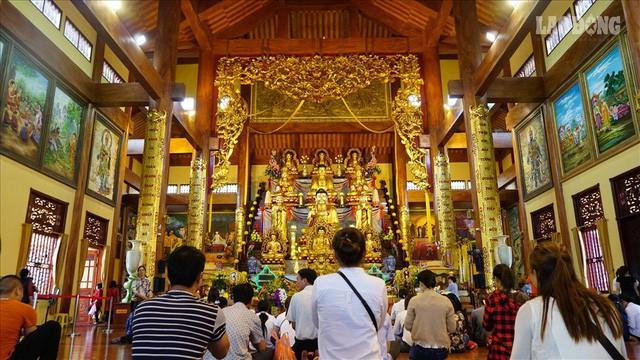 Bộ VHTTDL đề nghị Bộ Nội vụ, Trung ương Giáo hội Phật giáo Việt Nam tăng cường quản lý, tuyên truyền tại cơ sở tín ngưỡng, tôn giáo - Ảnh 1.