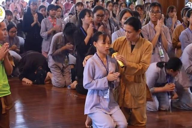 Giáo hội Phật giáo tỉnh Quảng Ninh khẳng định Trụ trì chùa Ba Vàng phải chịu trách nhiệm về sai trái - Ảnh 1.