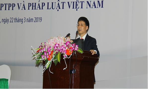 Tập huấn phổ biến các quy định về quyền tác giả, quyền liên quan trong Hiệp định CPTPP và pháp luật Việt Nam - Ảnh 2.