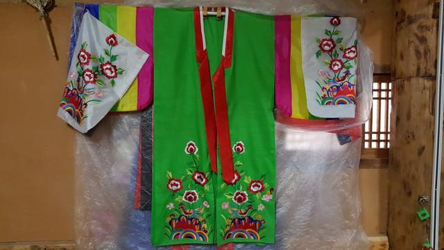 Độc đáo sắc màu văn hóa Hàn Quốc tại Festival nghề truyền thống Huế 2019 - Ảnh 2.