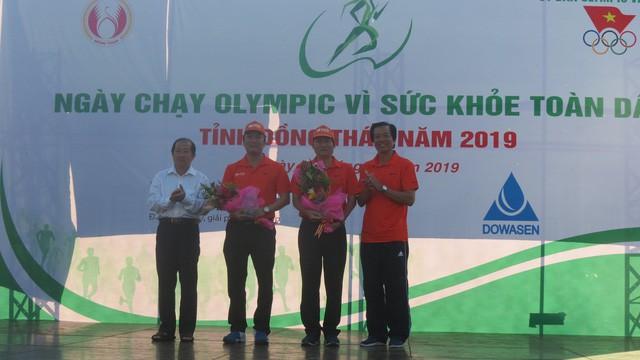 Đồng Tháp: Hơn 3.000 người tham gia Ngày chạy Olympic vì sức khỏe toàn dân - Ảnh 3.