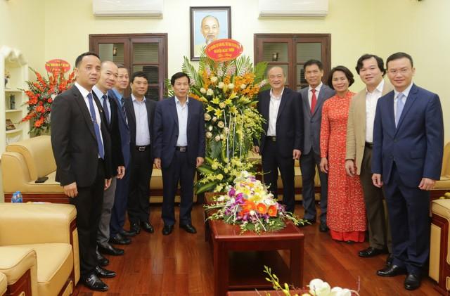 """Bộ trưởng Nguyễn Ngọc Thiện: """"Chiến thắng trước Thái Lan chính là động lực để bóng đá Việt Nam đạt được mục tiêu vô địch SEA Games 30""""  - Ảnh 2."""