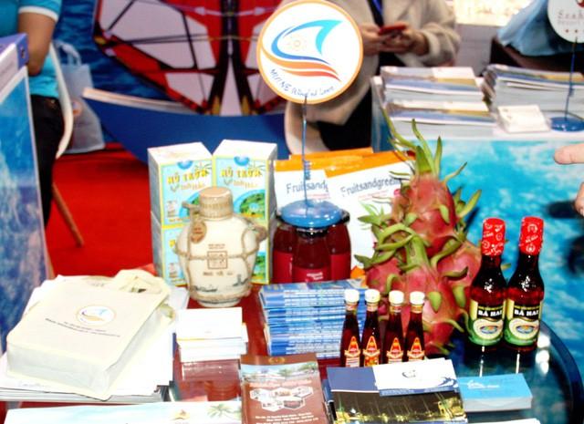 Đồng hành quảng bá du lịch Bình Thuận qua các lượt like tại Hội chợ du lịch VITM Hà Nội 2019 - Ảnh 2.