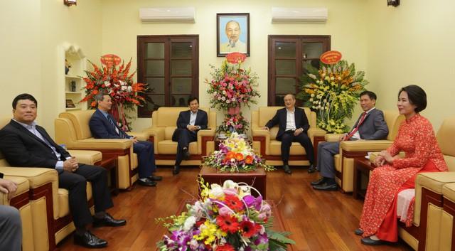 """Bộ trưởng Nguyễn Ngọc Thiện: """"Chiến thắng trước Thái Lan chính là động lực để bóng đá Việt Nam đạt được mục tiêu vô địch SEA Games 30""""  - Ảnh 3."""