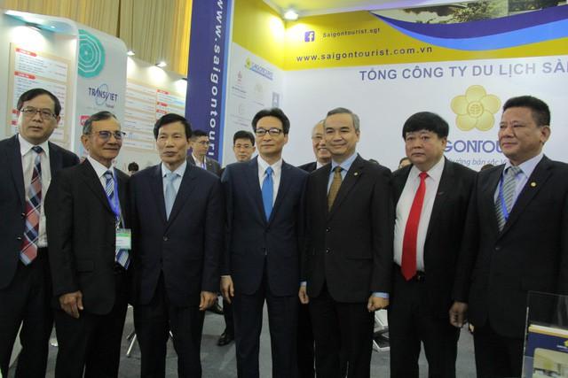 Khai mạc Hội chợ Du lịch Quốc tế Việt Nam – VITM 2019 - Ảnh 4.