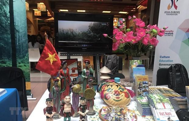 Việt Nam tham gia Ngày hội văn hóa các nước ASEM tại Indonesia - Ảnh 1.