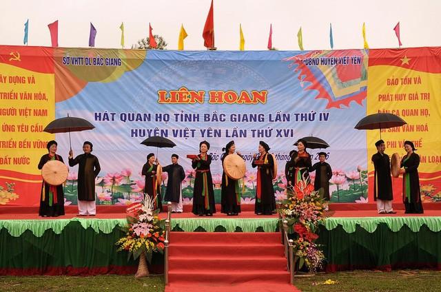 Bắc Giang: Kết quả ghi nhận sau 10 năm thực hiện Chiến lược phát triển văn hóa - Ảnh 1.