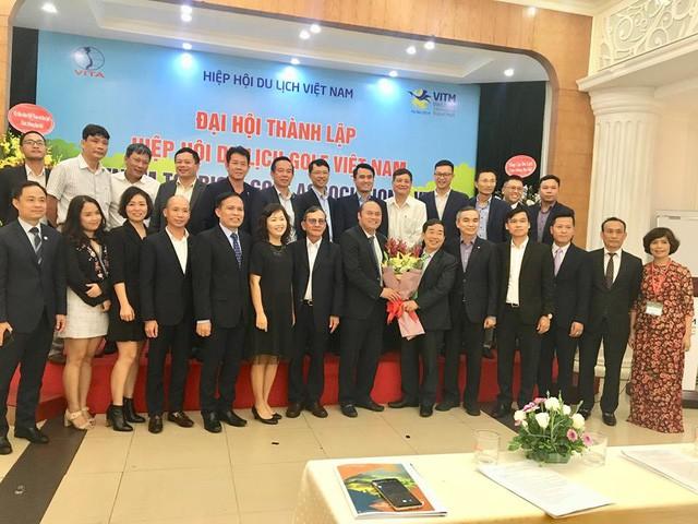 Đại hội thành lập Hiệp hội du lịch golf Việt Nam - Ảnh 1.