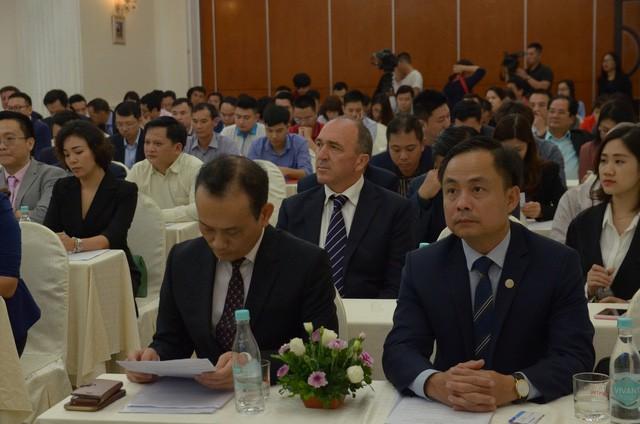 Đại hội thành lập Hiệp hội du lịch golf Việt Nam - Ảnh 2.