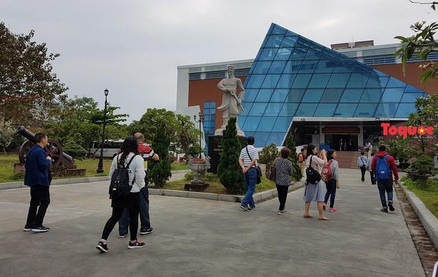 Cải tạo, nâng cấp cơ sở 42 Bạch Đằng thành Bảo tàng Đà Nẵng - Ảnh 1.