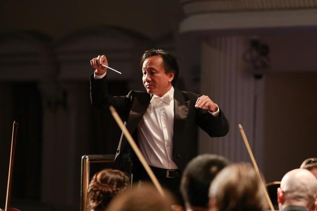 """Chương trình hòa nhạc """"Từ thế giới mới"""" của Nhà hát Giao hưởng Nhạc Vũ kịch thành phố Hồ Chí Minh  - Ảnh 1."""