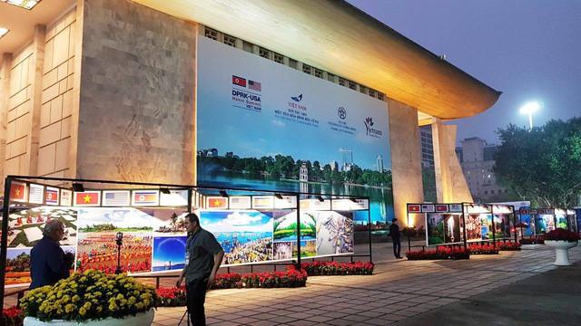 Hội nghị biểu dương các tập thể, cá nhân có thành tích trong công tác phục vụ Hội nghị thượng đỉnh Mỹ - Triều Tiên - Ảnh 2.