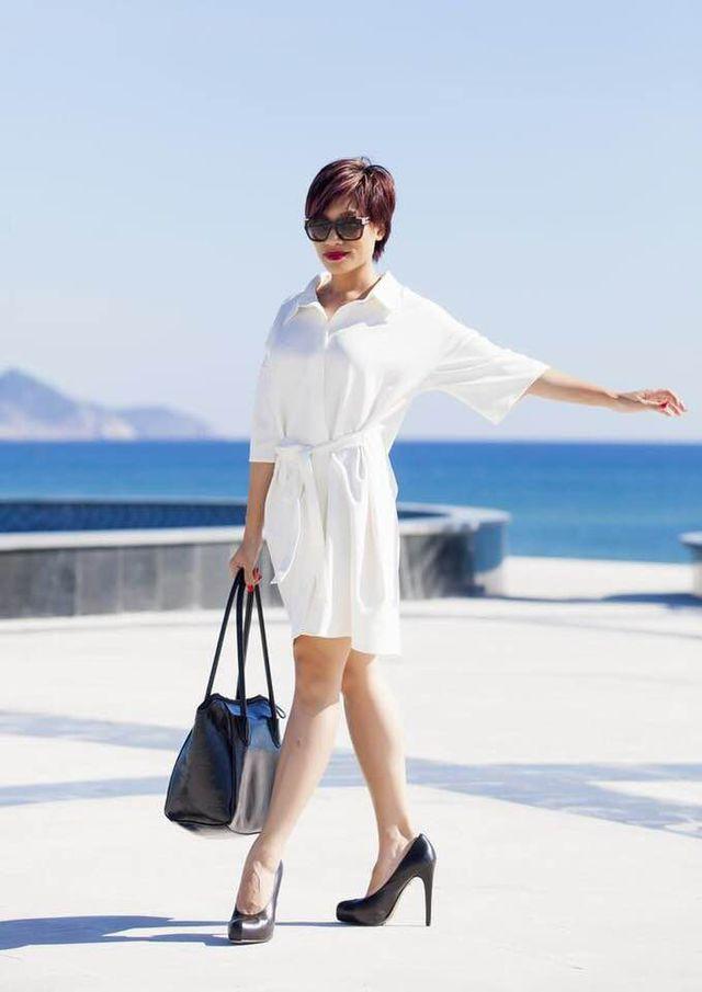 NSƯT Trần Ly Ly vinh dự được bình chọn trong Top 50 ở lĩnh vực truyền thông - sáng tạo trên tạp chí Forbes  - Ảnh 2.