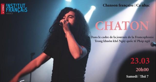 Tour biểu diễn của Nghệ sĩ tài năng Pháp Chaton tại Việt Nam - Ảnh 1.