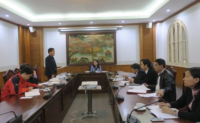 Thứ trưởng Trịnh Thị Thủy làm việc với Vụ Pháp chế về Dự thảo hai Thông tư - Ảnh 2.