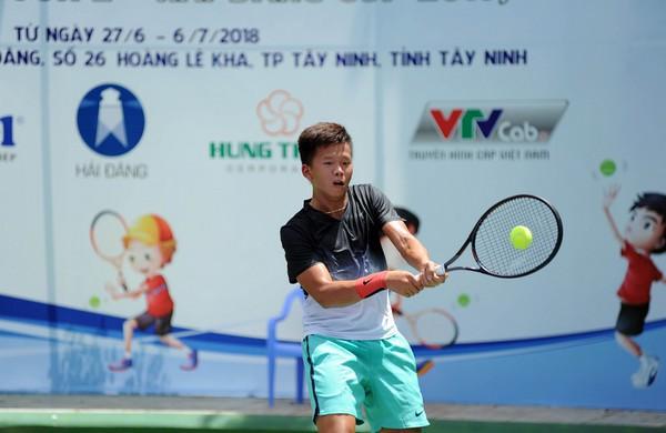 Tổ chức 4 giải Quần vợt thanh thiếu niên toàn quốc trong năm 2019 - Ảnh 1.