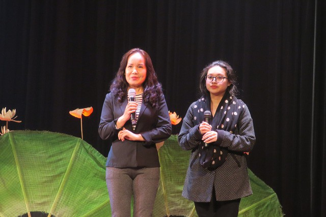 Tăng cường hợp tác phát triển nghệ thuật múa rối Việt Nam – Ai Cập - Ảnh 4.