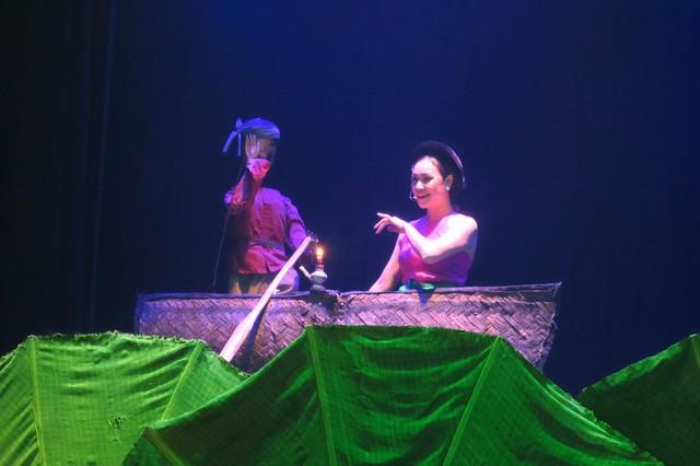 Tăng cường hợp tác phát triển nghệ thuật múa rối Việt Nam – Ai Cập - Ảnh 5.