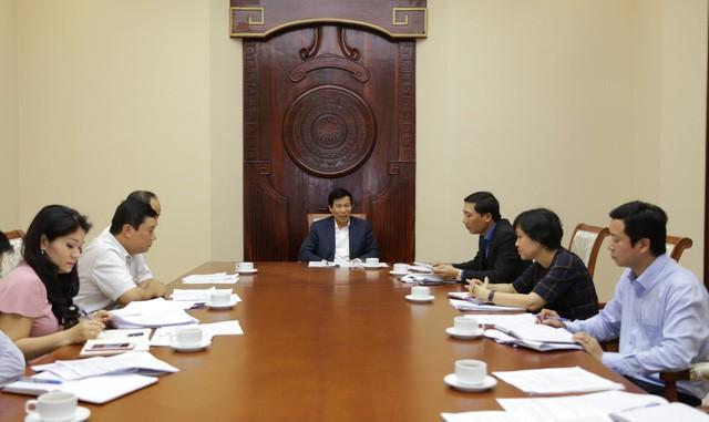 Bộ VHTTDL quyết liệt thực hiện Nghị quyết về phát triển Chính phủ điện tử - Ảnh 1.