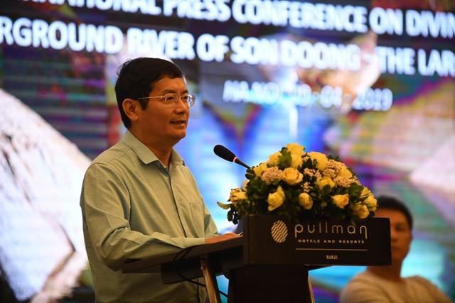Quảng Bình nói không với các dự án đầu tư xây dựng tại vùng lõi vườn quốc gia Phong Nha – Kẻ Bàng - Ảnh 1.