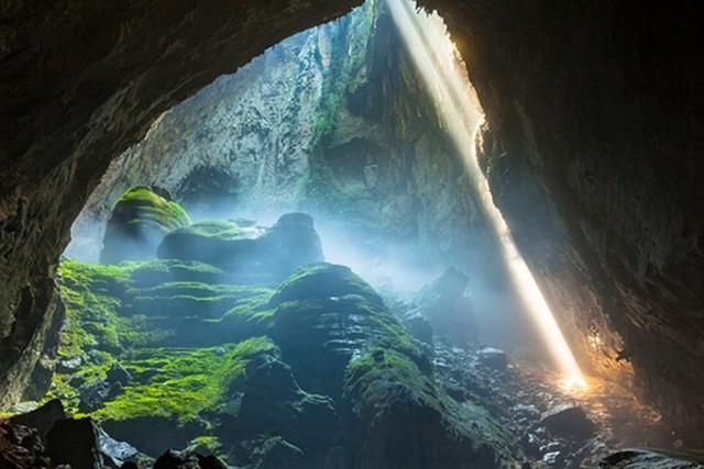 Họp báo tìm lời giải đáp cho dòng sông ngầm bí ẩn dưới đáy Sơn Đoòng - Ảnh 1.