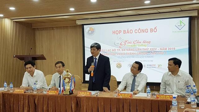 461 vận động viên tham dự Giải cầu lông truyền thống các CLB Đà Nẵng - Ảnh 1.