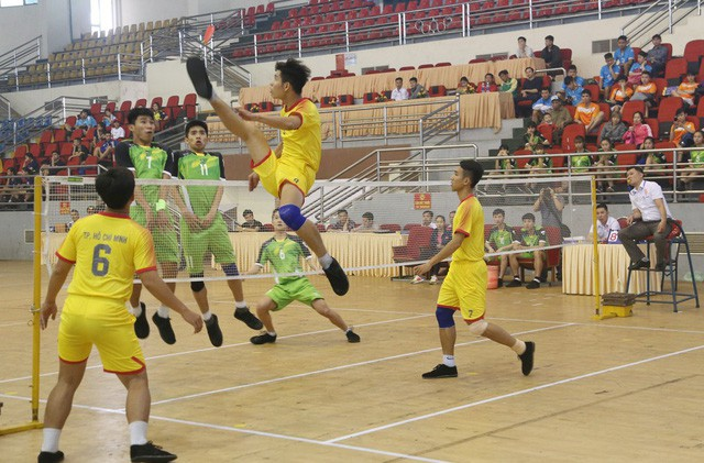 Thừa Thiên Huế đăng cai tổ chức giải vô địch Đá cầu đồng đội toàn quốc năm 2019 - Ảnh 1.