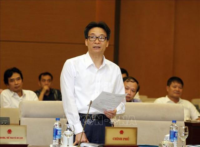Chỉnh lý, hoàn thiện dự án Luật Thư viện trình Quốc hội thảo luận tại Kỳ họp thứ 7  - Ảnh 3.