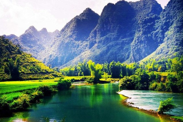 Xây dựng Công viên địa chất toàn cầu Non nước Cao Bằng trở thành khu du lịch trọng điểm - Ảnh 1.