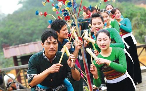 Thanh Hóa: Đã triển khai 12 dự án về bảo tồn văn hóa các dân tộc thiểu số - Ảnh 1.